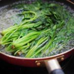 離乳食初期~後期までずっと使えるほうれん草の苦手克服レシピ